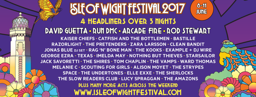 Book Tickets for IOW Festival 2017 2017